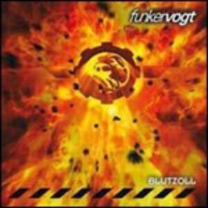 Blutzoll - CD Audio di Funker Vogt