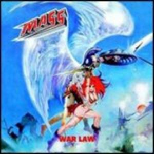 War Law - CD Audio di Mass