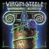 CD Life Among the Ruins Virgin Steele