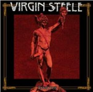 Invictus - CD Audio di Virgin Steele