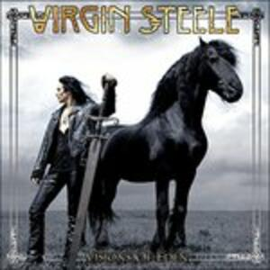 Visions of Eden - CD Audio di Virgin Steele