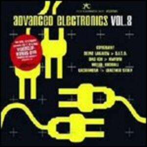 Advanced Electronics vol.8 - CD Audio + DVD