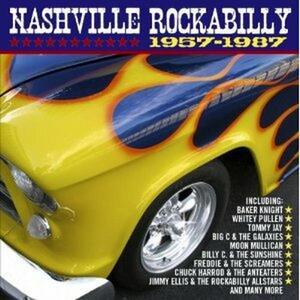 Nashville Rockabilly 1957-1987 - CD Audio