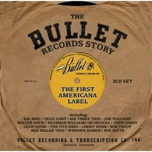 The Bullet Records Story - CD Audio