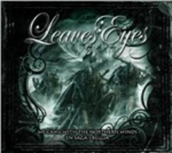 We Came with the Northern Wind. En Saga I Belgia - CD Audio + DVD di Leaves' Eyes