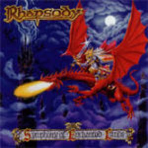 Symphony of Enchanted Lands - CD Audio di Rhapsody