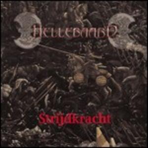 Strijdkracht - CD Audio di Hellebaard