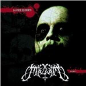 La voce dei morti - CD Audio di Malnatt