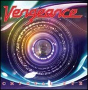 Crystal Eye - CD Audio di Vengeance