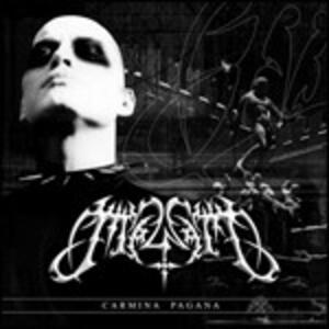 Carmina Pagana - CD Audio di Malnatt