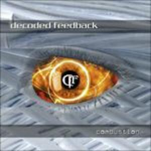 Combustion - CD Audio di Decoded Feedback