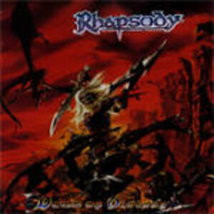 Dawn of Victory - CD Audio di Rhapsody