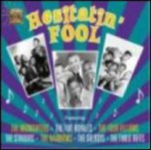 Hesitatin' Fool - CD Audio