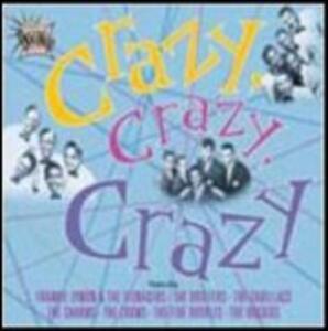 Crazy Crazy Crazy - CD Audio
