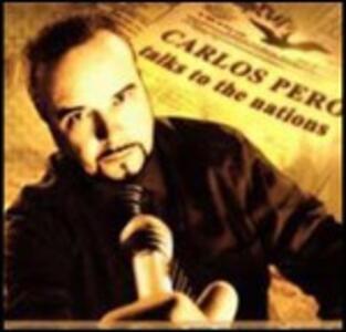 Talks to the Nations - CD Audio di Carlos Perón