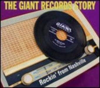 The Giant Records Story - CD Audio