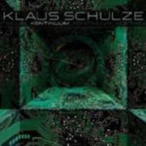Kontinuum - CD Audio di Klaus Schulze