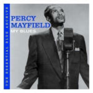 My Blues - CD Audio di Percy Mayfield