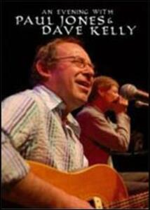 Paul Jones And Dave Kelly. An Evening With Paul Jones And Dave Kelly - DVD
