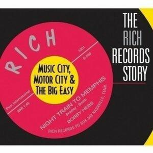 The Rich Record Story - CD Audio
