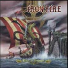 Blade of Triumph - CD Audio di Iron Fire