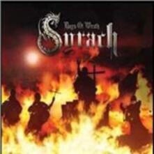 Days of Wrath - CD Audio di Syrach
