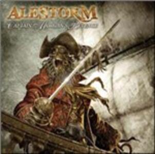 Captain Morgan's Revenge - CD Audio di Alestorm