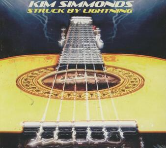 Struck by Lightning - CD Audio di Kim Simmonds