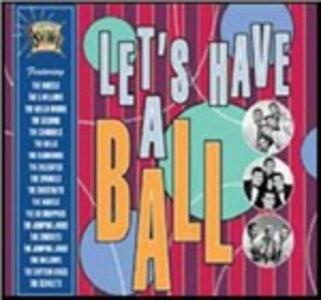 Let's Have a Ball - CD Audio