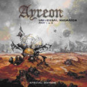 Universal Migrator Part 1 & 2 (Special Edition) - CD Audio di Ayreon