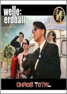 Chaos Total - CD Audio + DVD di Dan,Welle: Erdball