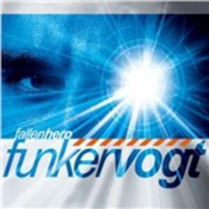 Fallen Hero - CD Audio Singolo di Funker Vogt