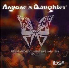 Requested Document - CD Audio di Anyone's Daughter