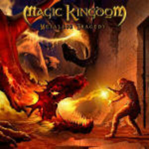 Metallic Tragedy - CD Audio di Magic Kingdom