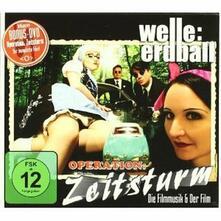 Operation.Zeitsturm - CD Audio + DVD di Welle: Erdball