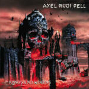 Kings and Queens - CD Audio di Axel Rudi Pell