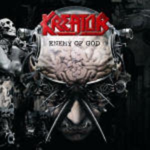 Enemy of God - CD Audio di Kreator