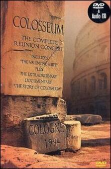 Colosseum. The Complete Reunion Concert (DVD) - DVD