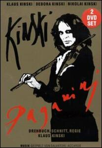 Paganini (2 DVD) di Klaus Kinski