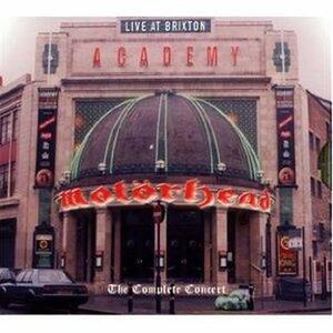 Live at the Brixton - CD Audio di Motorhead