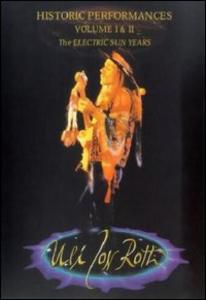 Film Uli John Roth. Historic Performances. Volume I & II. The Electric Sun Years