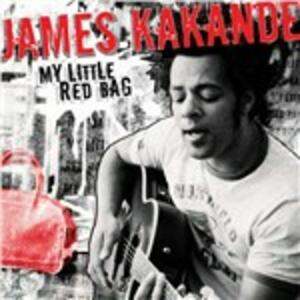 My Little Red Bag - CD Audio di James Kakande