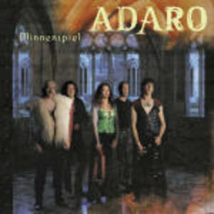 Minnenspiel - CD Audio di Adaro