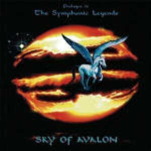 Sky of Avalon - CD Audio di Uli Jon Roth