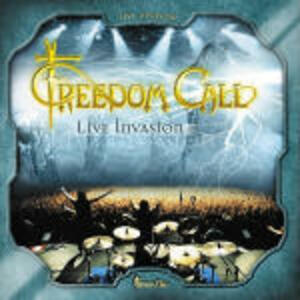Live Invasion - CD Audio di Freedom Call