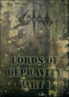 Sodom. Lords Of Depravity Part 1 (2 DVD) - DVD