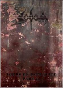 Sodom. Lords Of Depravity Part 2 (2 DVD) - DVD