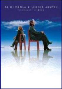 Film Al Di Meola And Leonid Agutin. Cosmopolitan Life