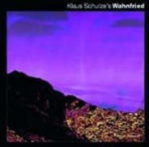 Wahnfried. Trance Appeal - CD Audio di Klaus Schulze