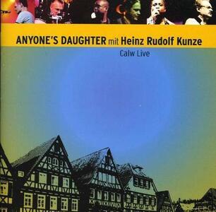 Calw Live - CD Audio di Anyone's Daughter